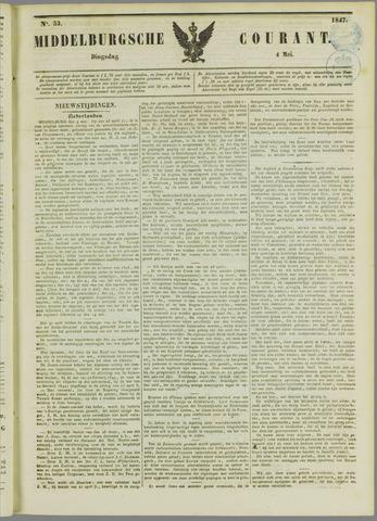 Middelburgsche Courant 1847-05-04