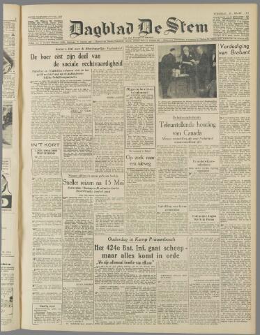 de Stem 1949-03-23