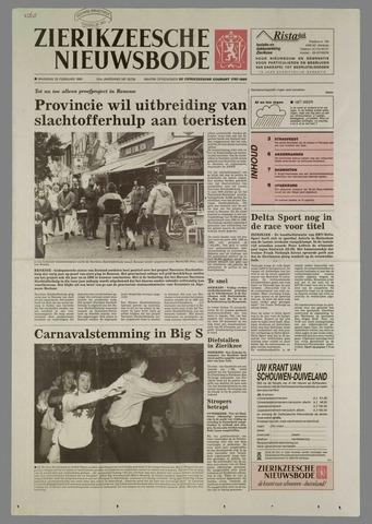Zierikzeesche Nieuwsbode 1995-02-20