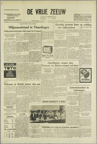 de Vrije Zeeuw 1963-11-06