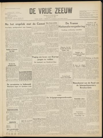 de Vrije Zeeuw 1954-01-12