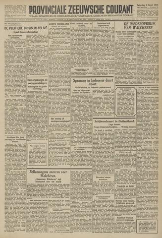 Provinciale Zeeuwse Courant 1946-03-02