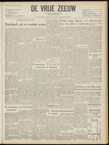 de Vrije Zeeuw 1955-02-26