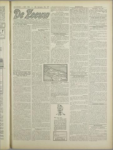 De Zeeuw. Christelijk-historisch nieuwsblad voor Zeeland 1944-05-01