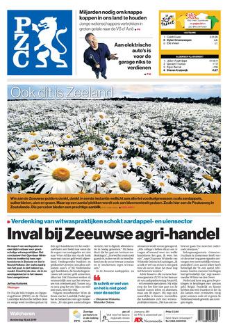 Provinciale Zeeuwse Courant 2019-07-18