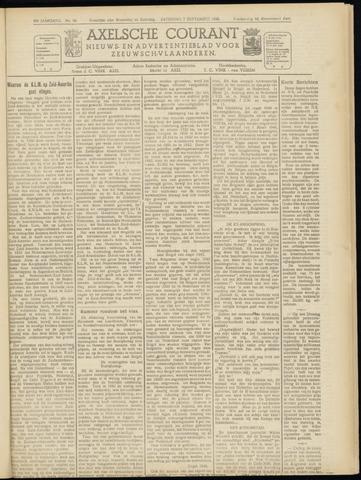 Axelsche Courant 1946-09-07