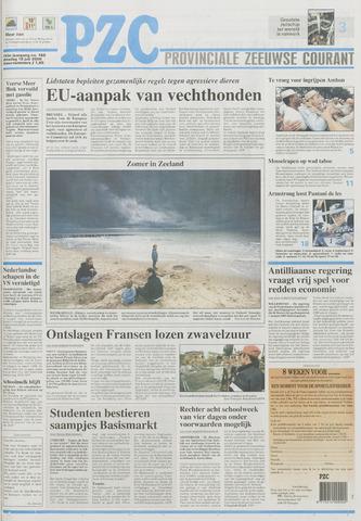Provinciale Zeeuwse Courant 2000-07-18