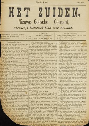 Het Zuiden, Christelijk-historisch blad 1886-05-01