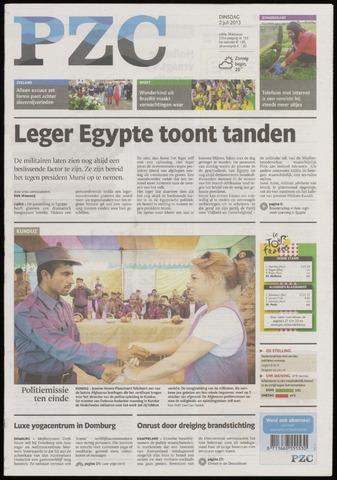 Provinciale Zeeuwse Courant 2013-07-02