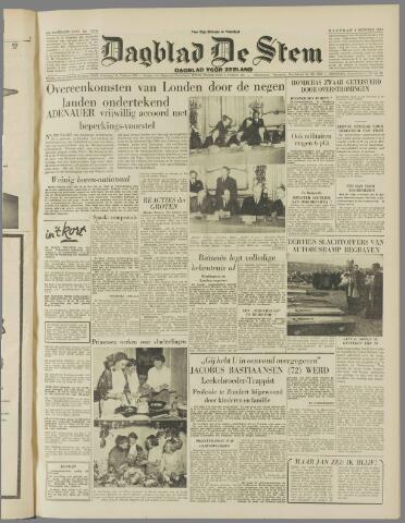 de Stem 1954-10-04