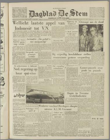de Stem 1957-11-21