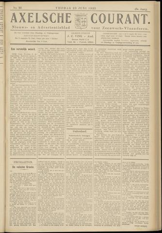 Axelsche Courant 1933-06-23