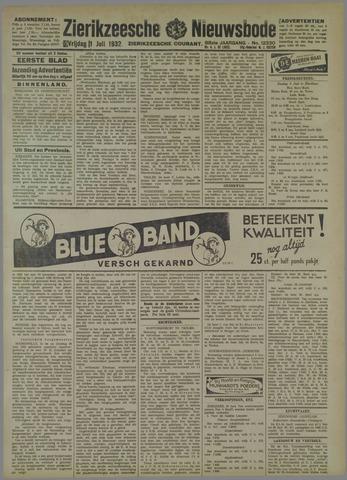 Zierikzeesche Nieuwsbode 1932-07-01