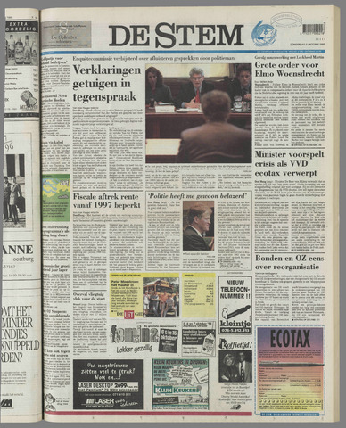 de Stem 1995-10-05