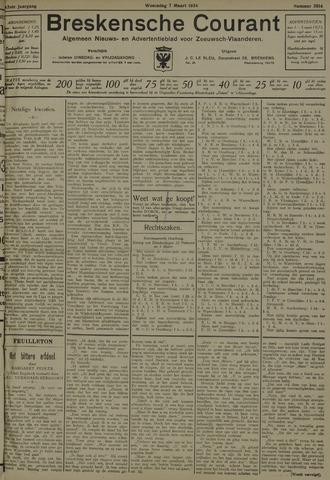 Breskensche Courant 1934-03-07