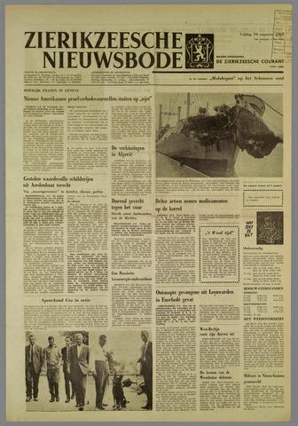 Zierikzeesche Nieuwsbode 1962-08-10