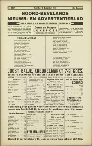 Noord-Bevelands Nieuws- en advertentieblad 1938-12-10