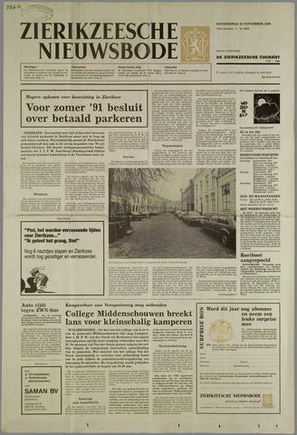 Zierikzeesche Nieuwsbode 1990-11-22