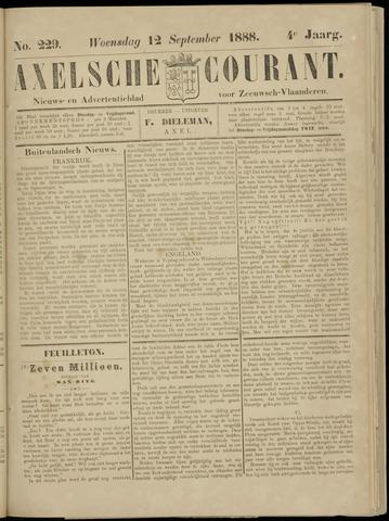 Axelsche Courant 1888-09-12