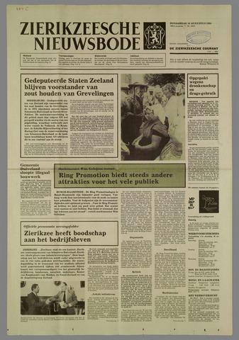 Zierikzeesche Nieuwsbode 1984-08-16