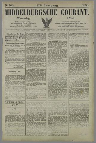 Middelburgsche Courant 1883-05-02
