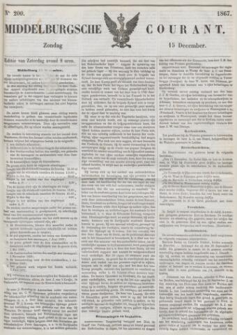 Middelburgsche Courant 1867-12-15