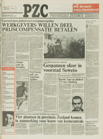 Provinciale Zeeuwse Courant 1977-02-10