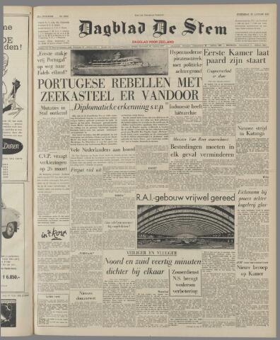 de Stem 1961-01-25