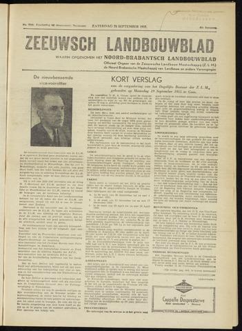Zeeuwsch landbouwblad ... ZLM land- en tuinbouwblad 1955-09-24