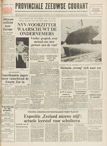 Provinciale Zeeuwse Courant 1968-12-09