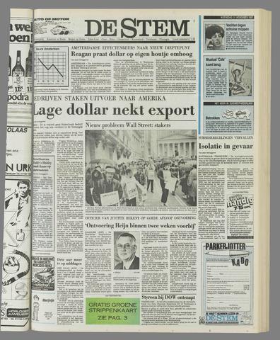 de Stem 1987-11-11