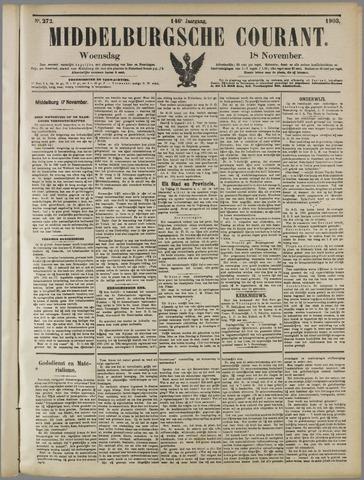 Middelburgsche Courant 1903-11-18