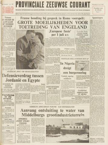 Provinciale Zeeuwse Courant 1967-05-31