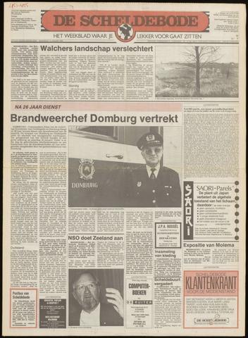 Scheldebode 1986-01-09