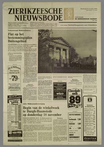 Zierikzeesche Nieuwsbode 1976-11-11