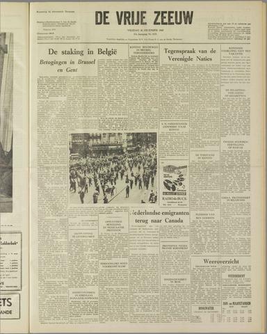 de Vrije Zeeuw 1960-12-30