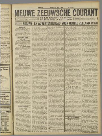 Nieuwe Zeeuwsche Courant 1926-03-20