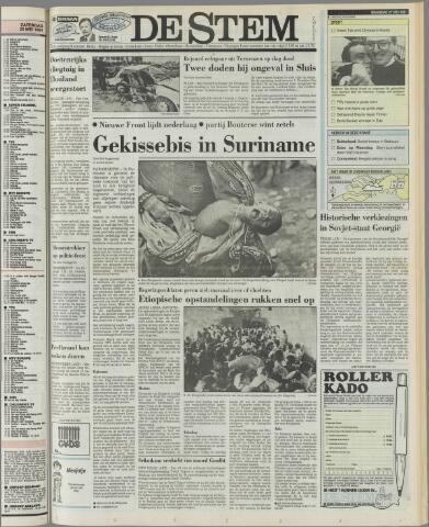 de Stem 1991-05-27