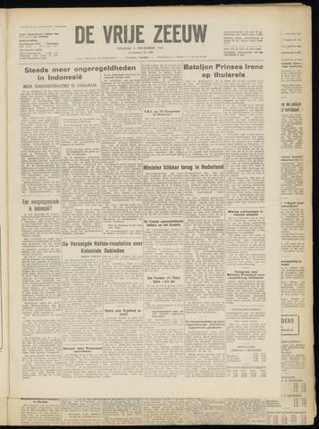 de Vrije Zeeuw 1949-12-06