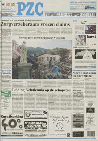 Provinciale Zeeuwse Courant 1999-12-24
