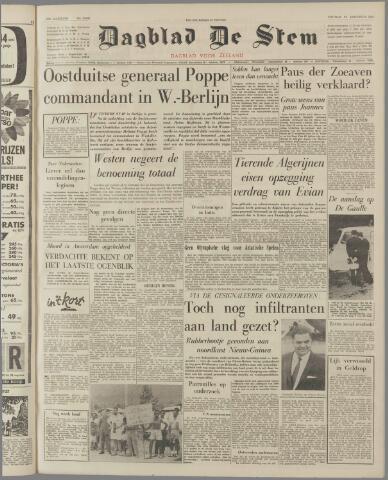 de Stem 1962-08-24