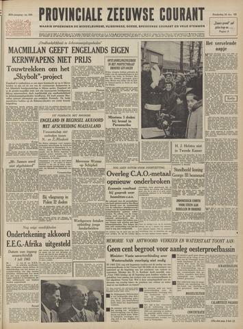 Provinciale Zeeuwse Courant 1962-12-20