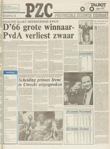 Provinciale Zeeuwse Courant 1981-05-27