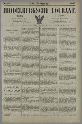 Middelburgsche Courant 1882-03-17
