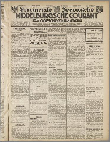 Middelburgsche Courant 1933-07-05