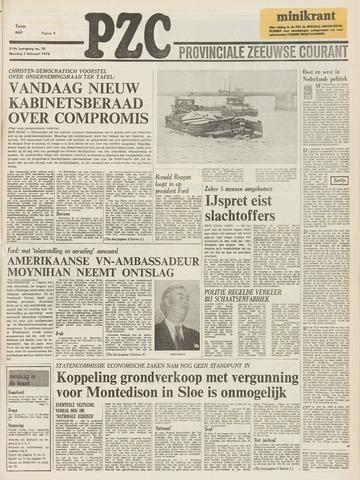 Provinciale Zeeuwse Courant 1976-02-03