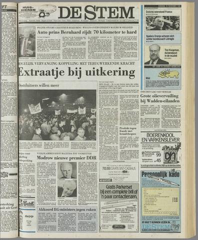 de Stem 1989-11-14