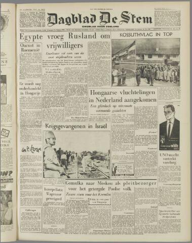 de Stem 1956-11-15