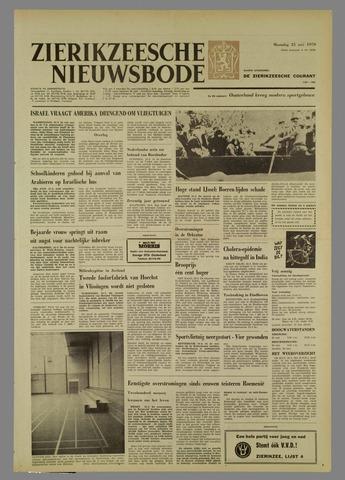 Zierikzeesche Nieuwsbode 1970-05-25