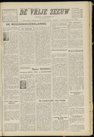 de Vrije Zeeuw 1947-09-24